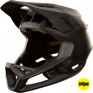 Fox Proframe Matte Black Helmet